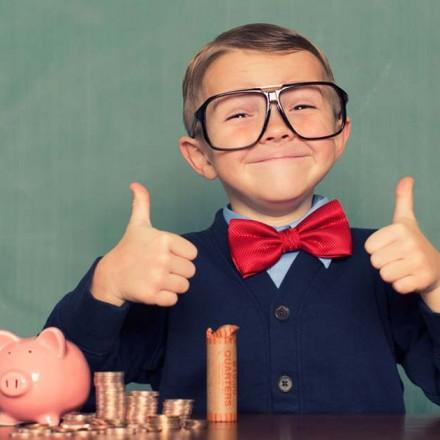 Cómo enseñarles finanzas personales a tus hijos
