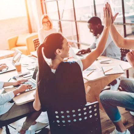 Claves para atraer la felicidad en el trabajo